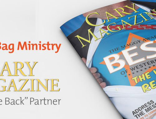 Cary Magazine – BBM Profile – January 2015